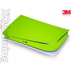 PS5 digi skin Gloss Light Green