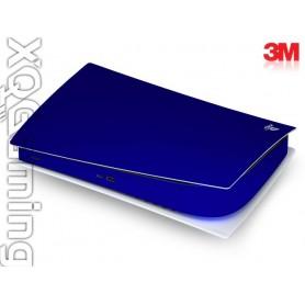 PS5 digi skin Metallic Blue Rapsberry