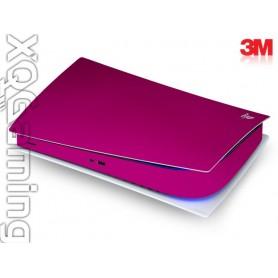 PS5 digi skin Metallic Fierce Fuchsia