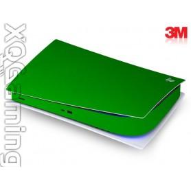 PS5 digi skin Metallic Green Envy