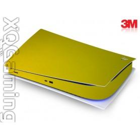 PS5 digi skin Metallic Lemon Sting