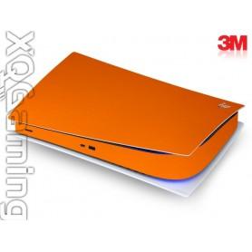 PS5 digi skin Metallic Liquid Copper