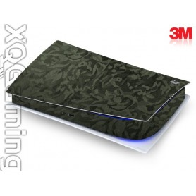 PS5 digi skin Shadow Military Green