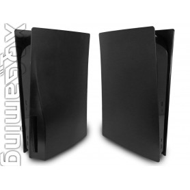 PS5 disc Faceplates Mat Black