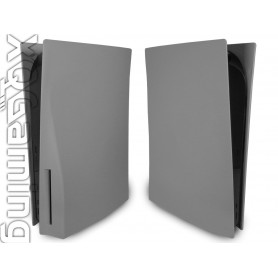PS5 disc Faceplates Mat Silver