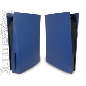 PS5 disc Faceplates Mat Blue