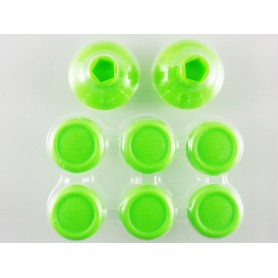 DS4 Pro analog sticks click Green