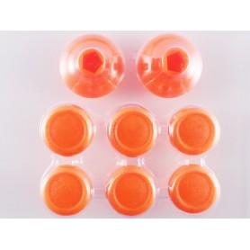DS4 Pro analog sticks click Orange