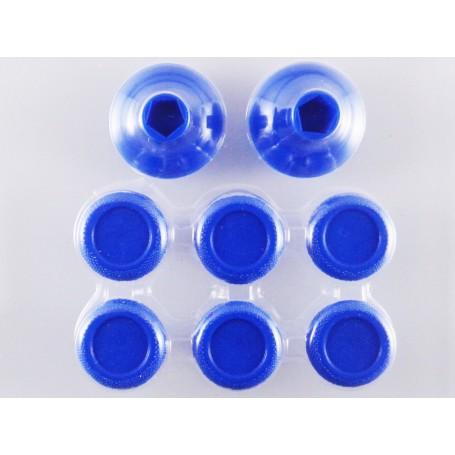 XB1 Pro analog sticks click Blue
