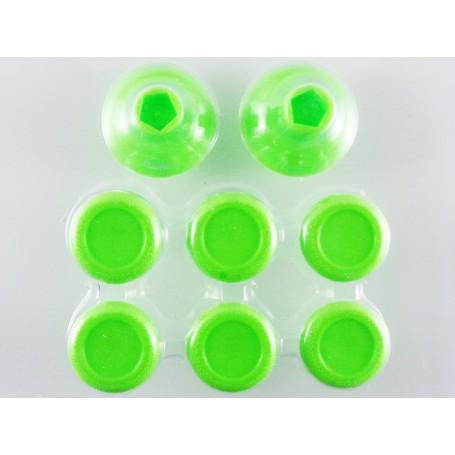 XB1 Pro analog sticks click Green