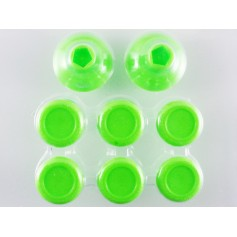 XB1 Pro analog sticks click Green