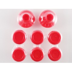 XB1 Pro analog sticks click Red