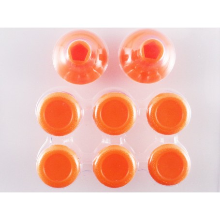 XB1 Pro analog sticks click Orange