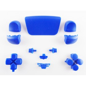 DualSense button set Matt Blue