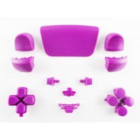 DualSense button set Matt Purple