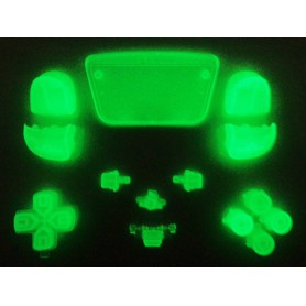 DualSense button set Glow-in-the-Dark