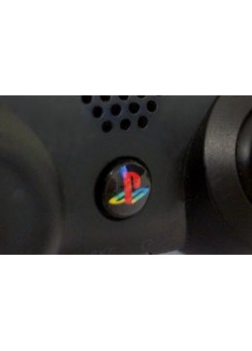 PS logo decal Dualshock 4