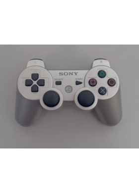 Dualshock 3 Wireless Sixaxis Controller Silver