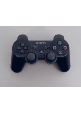 Dualshock 3 Wireless Sixaxis Controller Black