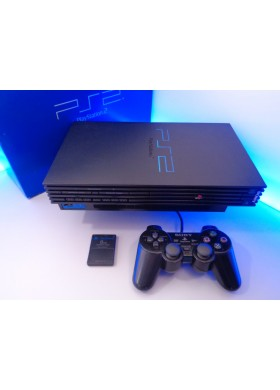 Playstation 2 PAL black