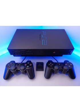 Playstation 2 PAL zwart