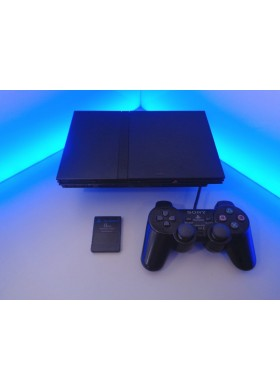 Playstation 2 Slim PAL black
