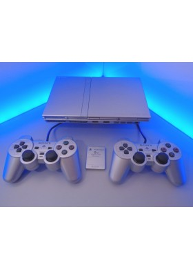 Playstation 2 Slim PAL silver