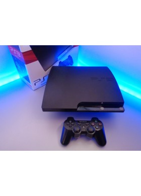 Playstation 3 Slim 120 GB PAL black