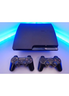 Playstation 3 Slim 120 GB PAL zwart