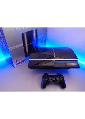 Playstation 3 Phat 160GB PAL black