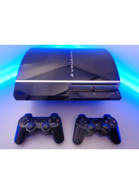 Playstation 3 Phat 80GB PAL black