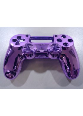 Dualshock 4 shell chrome Purple