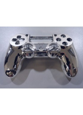 Dualshock 4 shell chrome Gold