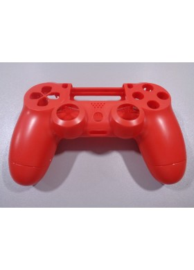 Dualshock 4 shell matt Red