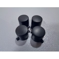 DS4 Action Buttons Black