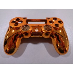 DS4 shell chrome Copper Gen 1,2 V1