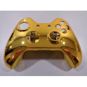 XB1 3,5mm shell chrome Gold