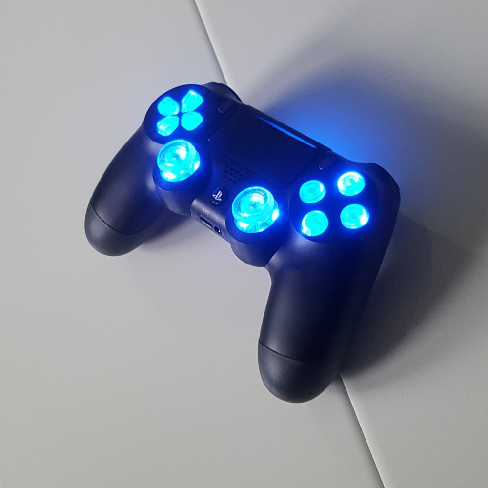 DS4 Magic Touch LED modchip Gen 1 t/m 5 - XQ Gaming