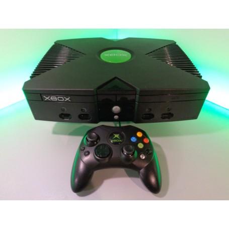 Xbox PAL black