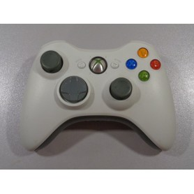 Xbox 360 controller white