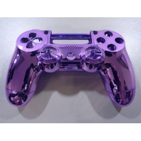DS4 shell chrome Purple Gen 3 V1