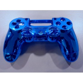 DS4 shell chrome Blue Gen 3 V1