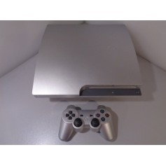 Playstation 3 Slim 320 GB PAL zilver