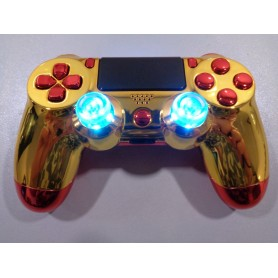 "Dualshock 4 V1 ""Anti Iron Man"""
