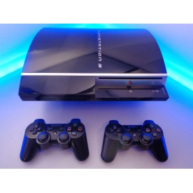 Playstation 3 Phat 40GB PAL zwart