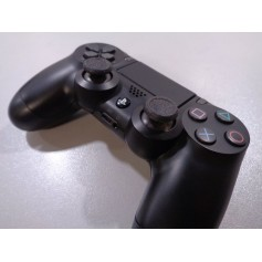 DS4 full color sticks transparent Black