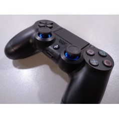 DS4 dual color sticks chroom Blauw