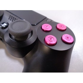 DS4 Bullet buttons Pink