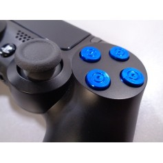 DS4 Bullet buttons Blue