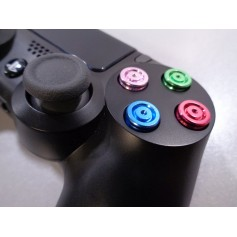 DS4 Bullet buttons Playstation Colors